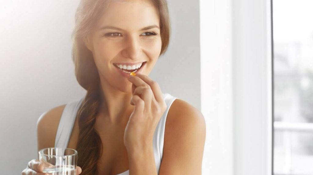 服用這4種增強免疫系統的維生素