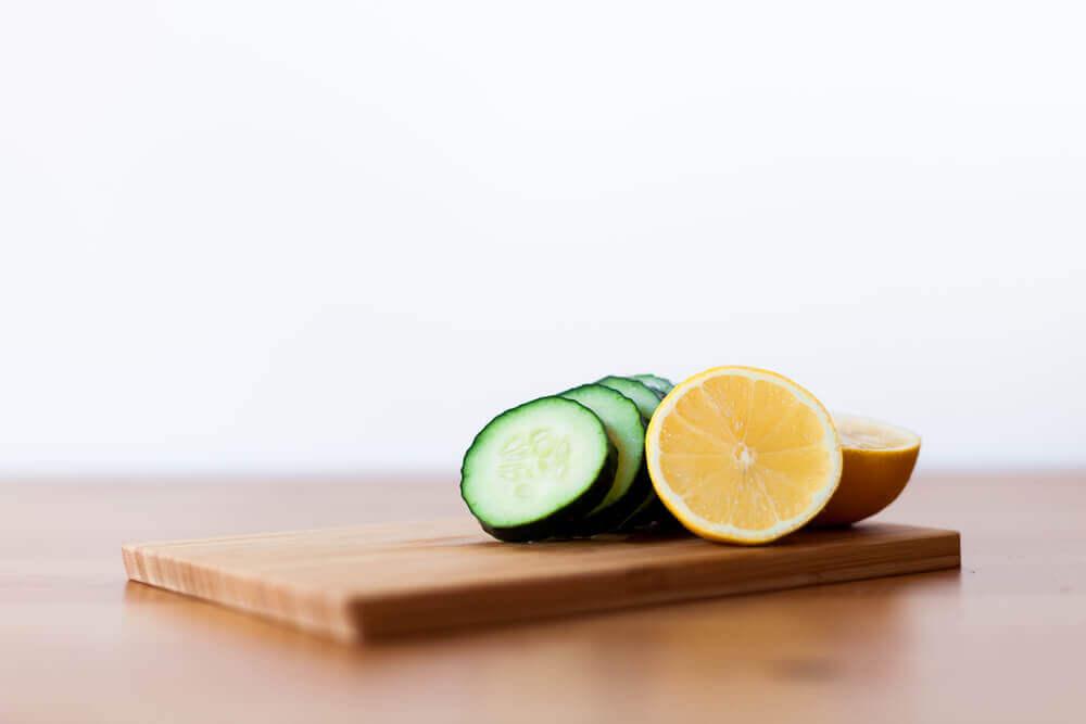 檸檬與小黃瓜
