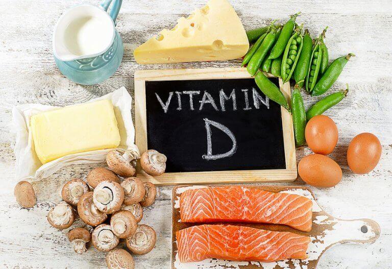 維生素D食品