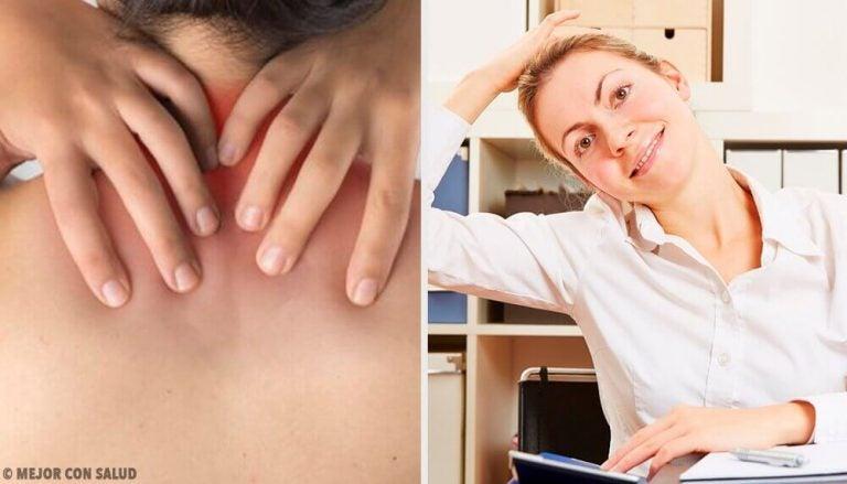 緩和頸部疼痛的6種運動