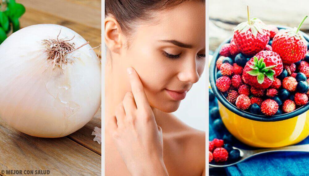 為你的肌膚提供最多膠原蛋白的8種食物