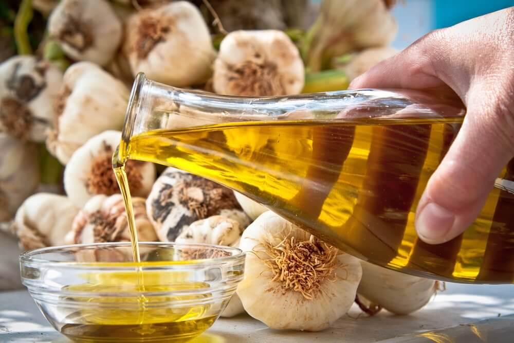 蒜頭橄欖油