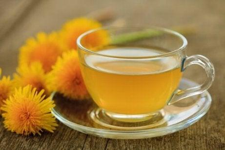 蒲公英茶1