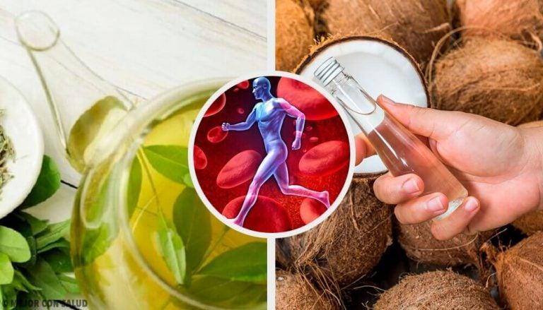 血液循環問題的7種自然療法