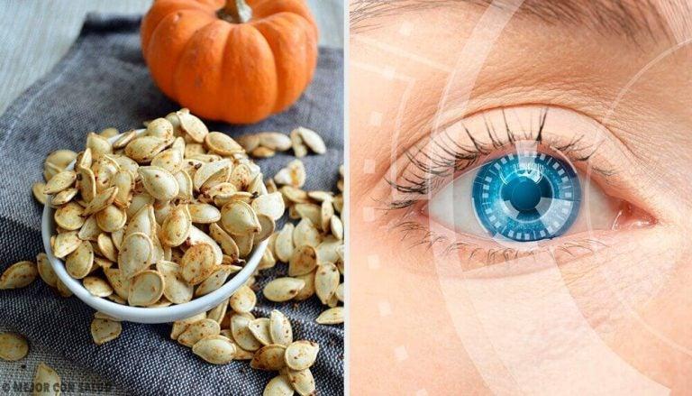 阻止黃斑部病變的5種自然療法