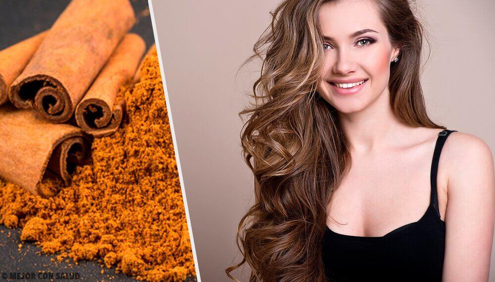 4種肉桂髮膜造就健康美麗的秀髮
