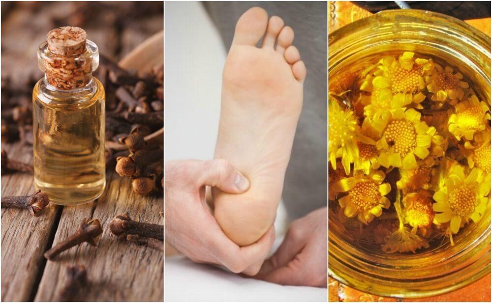 6種自然療法緩解腳跟疼痛