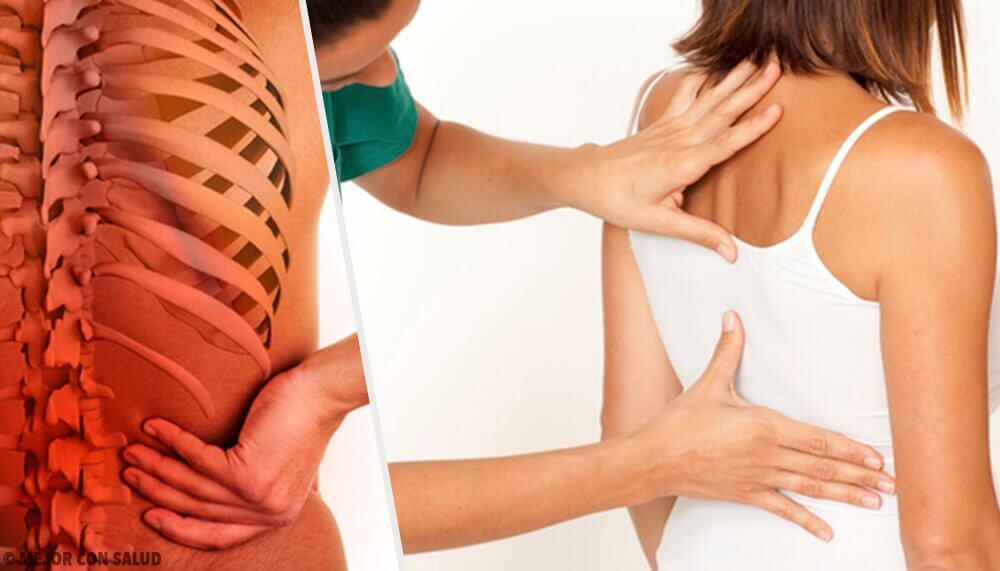 你的脊椎可能會受到壓力的影響