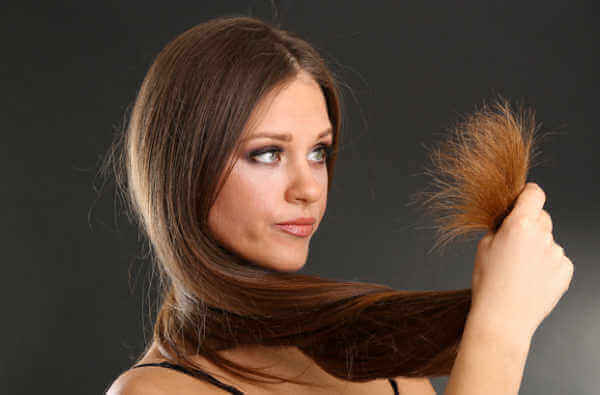 如何改善頭髮損傷