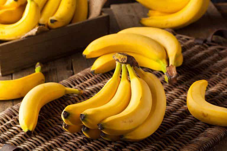 每天吃兩根香蕉的好處