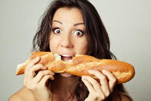 吃麵包為何對你來說並不好