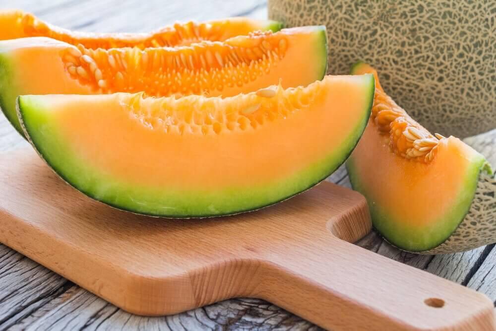 哈密瓜的四種驚人居家自然療法