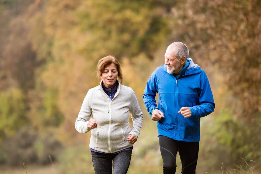對年長者很重要的四種運動