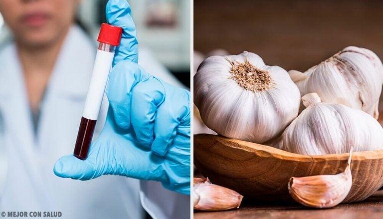 探索蒜頭的抗凝血及健康特性