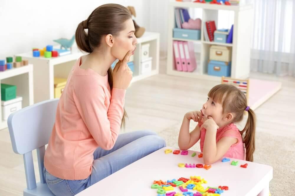協助語言障礙孩子的6種練習