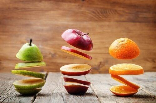 減去重量及脂肪的7套均衡餐點