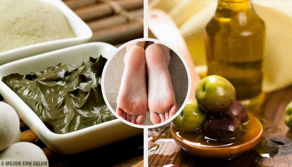 用這些驚人的自然療法滋潤你乾燥的腳跟