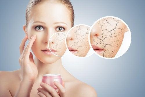 如何使用5種天然產品為你的肌膚補充水份