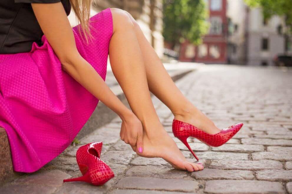 預防新鞋子害你腳痛的5招