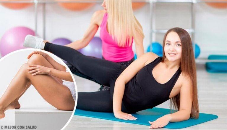 幫你迅速結實雙腿的例行練習操