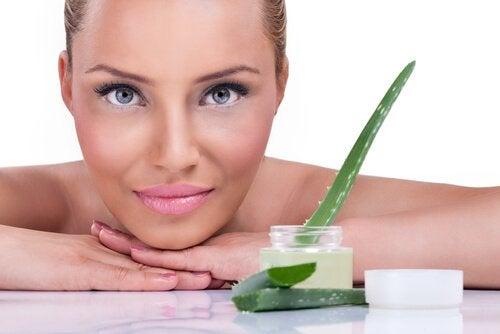 蘆薈膠可引以為傲的五大肌膚優點