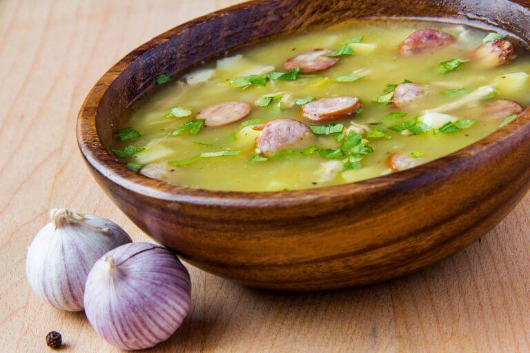 試試這款美味的塞拉諾火腿湯食譜吧
