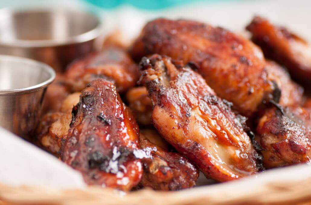 美味辣雞翅食譜