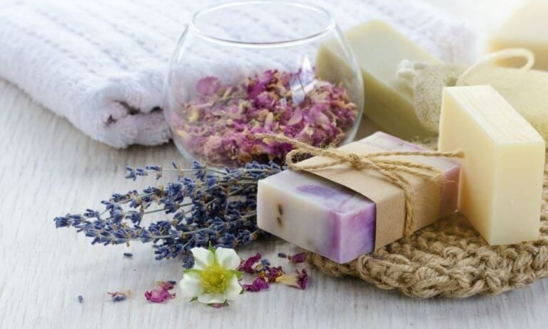 你可以在家裡製作的三種天然皂