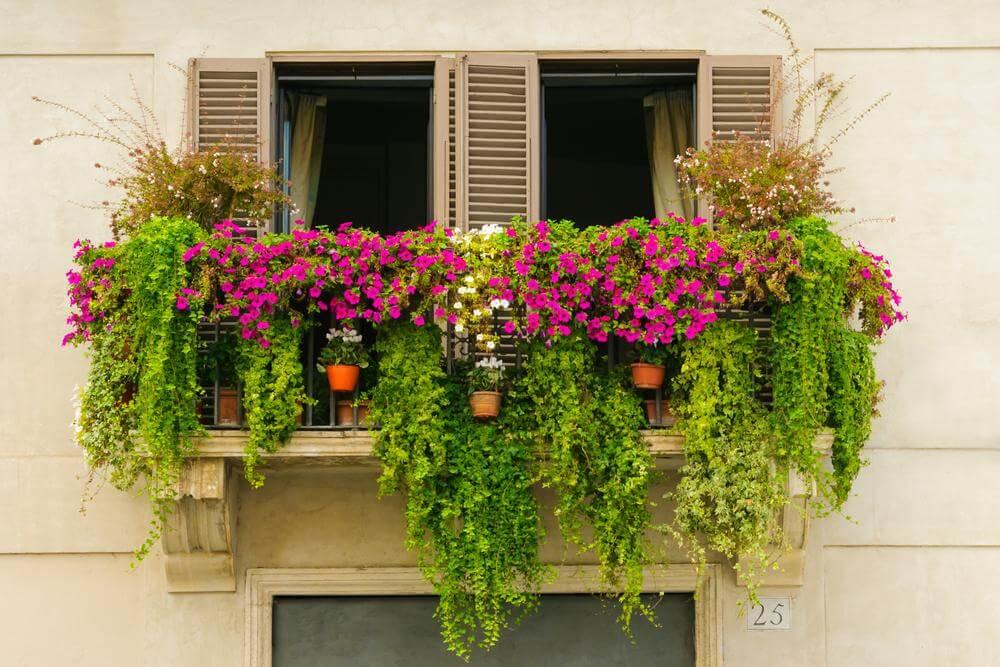 14種迷你都會花園為你的陽台帶來和諧安詳