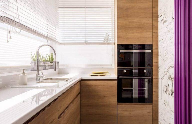 小廚房的6種精彩裝修法