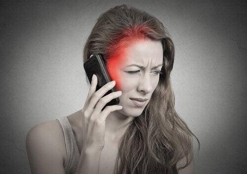 手機與頭痛
