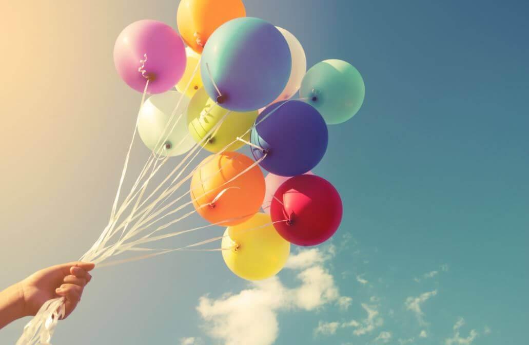 16種最佳氣球佈置法