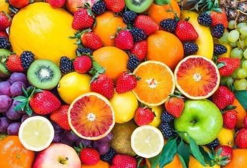加速減重的水果