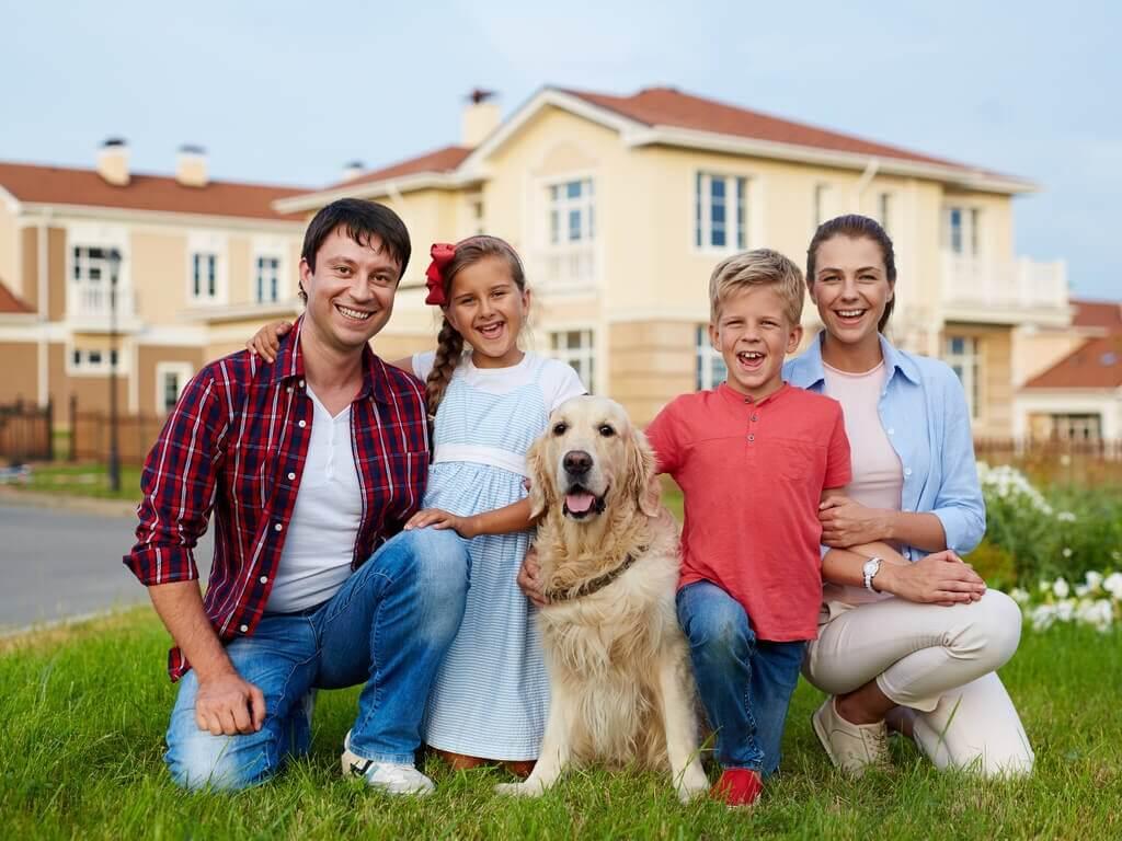 狗與家人1