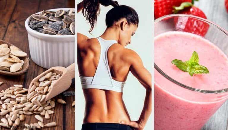 以此純素飲食獲取肌肉