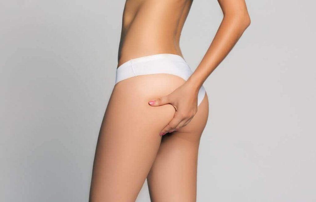 緊實女性的麻煩點:臀部和大腿