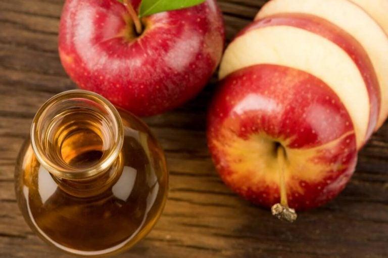 用蘋果醋降低膽固醇及血糖