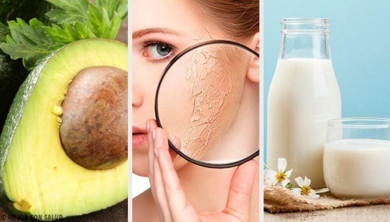 10種滋潤乾燥肌膚的最佳自製療方