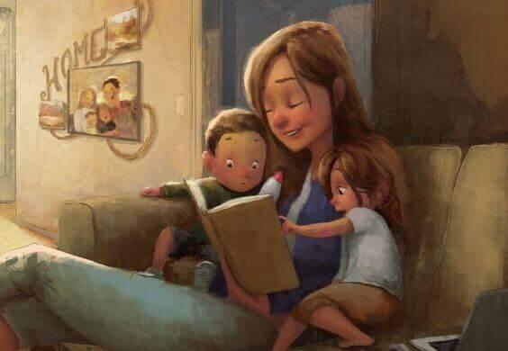成為媽媽超人的七個秘訣