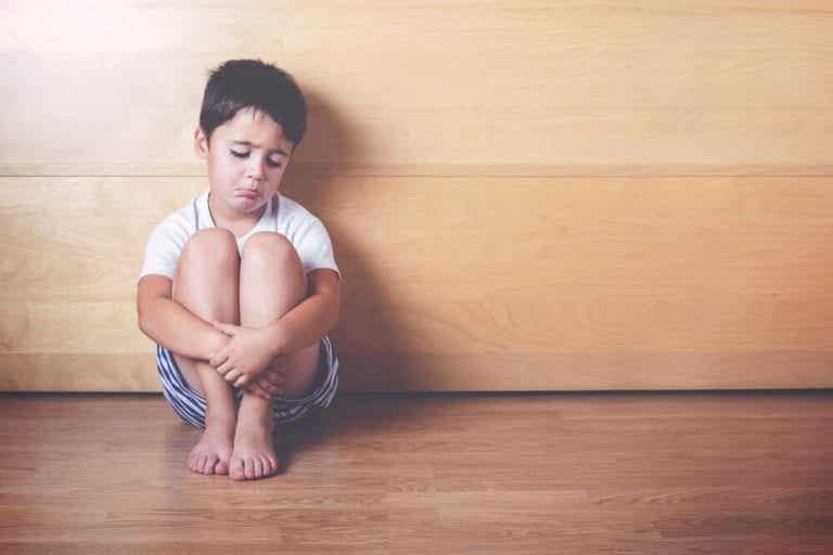 孩童中6種情感剝奪的徵兆