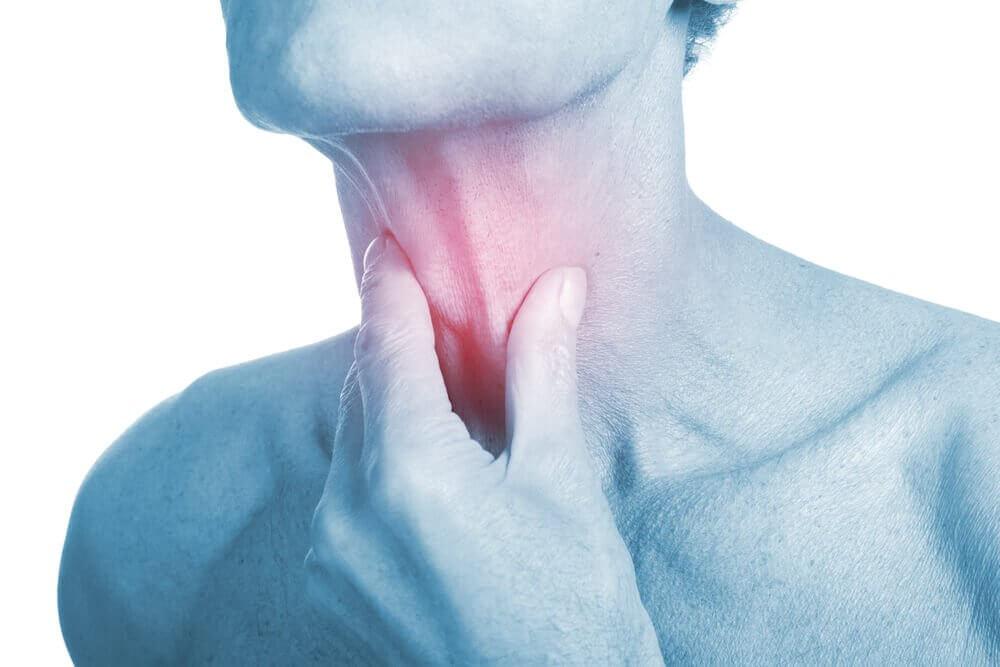 喉嚨感染的4種抗生素療法