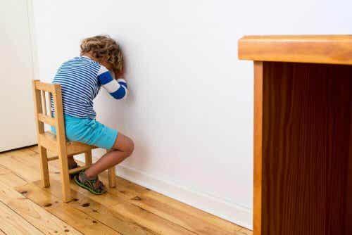 5種替代懲罰孩子的方式