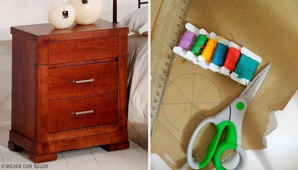 超原創的5種床頭櫃設計
