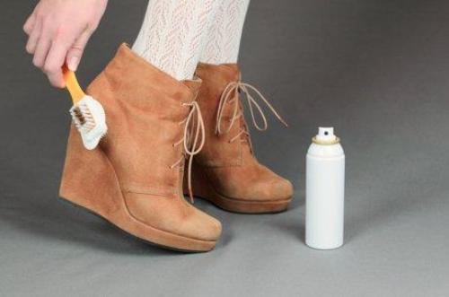 學習如何清理你的鞋子
