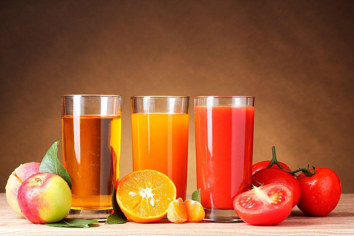 這些驚人的果汁會在極短的時間內幫你減重