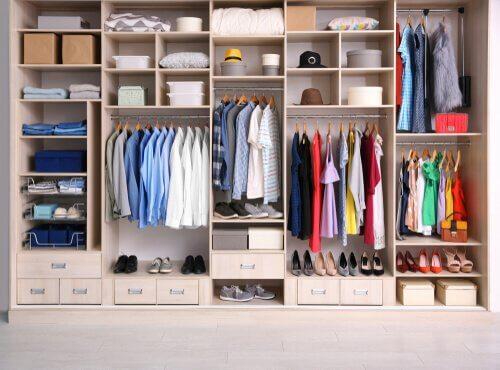 用這些基礎元素製作專屬的衣物收納