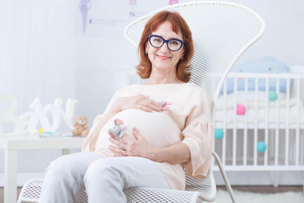 35歲之後當媽