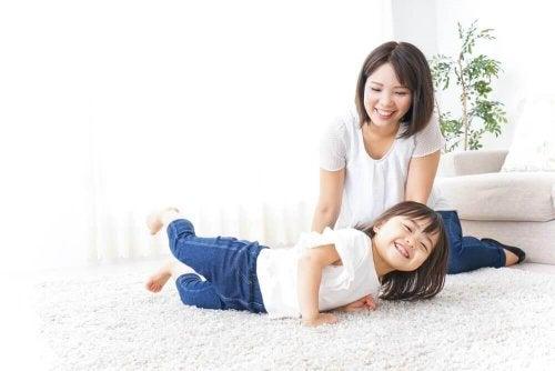 日本小孩服從