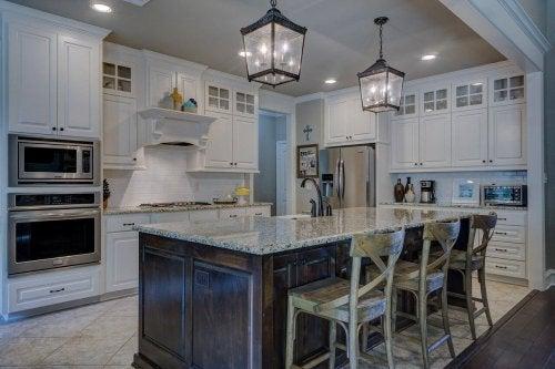 廚房傢俱脫脂的五種環保方法