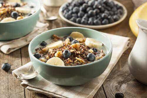 用這5種早餐食品減重